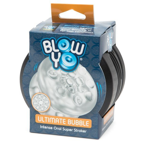 BlowYo - a NEW sex toy for the men!