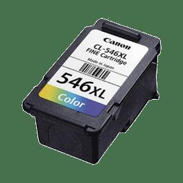 tinteiro-vazio-Canon-CL-546XL