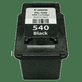 tinteiro-vazio-Canon-PG-540