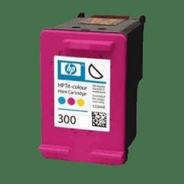 tinteiro-vazio-hp-300-tricolor