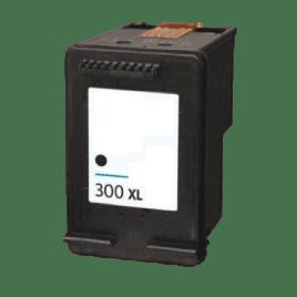 Tinteiro vazio 300XL preto reciclado 1