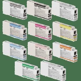 tinteiro vazio Epson SERIES T824 BCMY