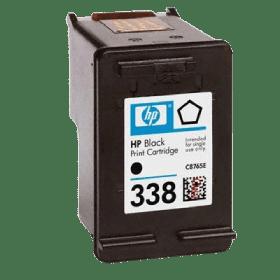 tinteiro vazio HP C8765E 338