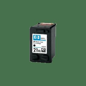 tinteiro vazio HP C9351C 21XL