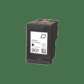 tinteiro vazio HP CC653AE 901 Preto Reciclado CC656AE 901XL Preto Reciclado