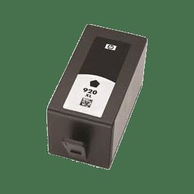 tinteiro vazio HP CD975AE 920 XL Preto