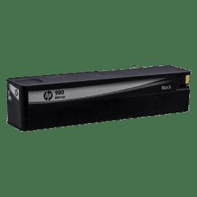 tinteiro vazio HP D8J10AE 980 Preto