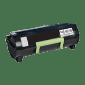 toner vazio LEXMARK MS310 410 510 610 Reciclado MX310 410 510 610 611 Reciclado