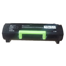 toner vazio LEXMARK MS321 MS421 MS521 MS621 MS622