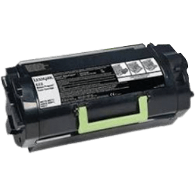 toner vazio LEXMARK MS710 MS711 MS810 MS811 MS812