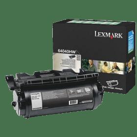 toner vazio LEXMARK T640 T642 DELL 5210