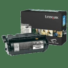 toner vazio LEXMARK X640 X642 X644 X646