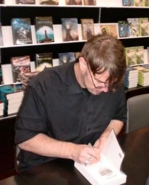 """Markus Heitz signiert mir """"Oneiros"""" - eins meiner Highlights 2012"""