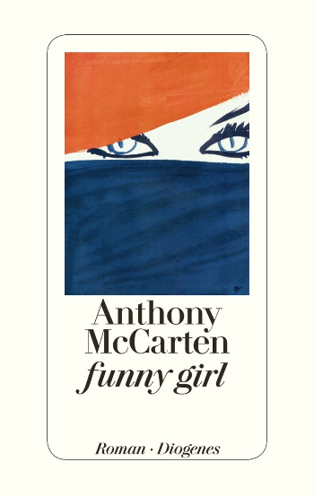 Cover Funny Girl Anthony McCarten