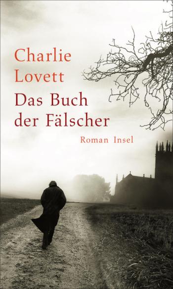 Cover Charlie Lovett Das Buch der Fälscher