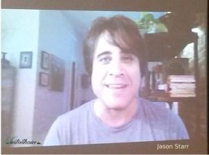 Jason Starr per Videobotschaft