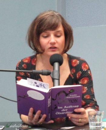 Frauke Scheunemann liest