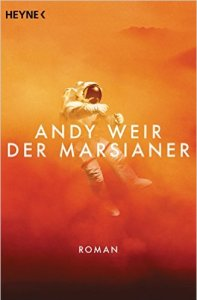 Cover Andy Weir Der Marsianer