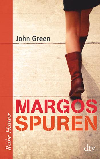 Cover Margos Spuren