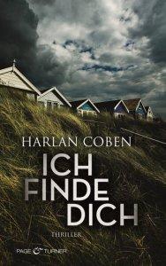 Cover Harlan Coben Ich finde dich