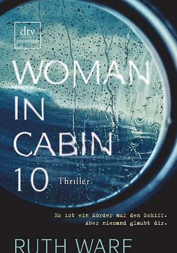 Cover Ruth Ware Woman in Cabin 10