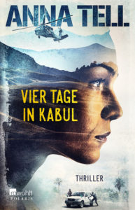 Cover Vier Tage in Kabul