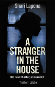 Cover A stranger in the House