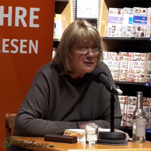 Carmen Korn Lesung
