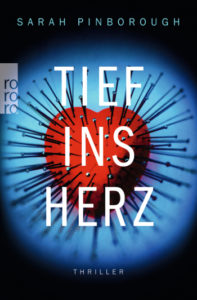 Cover Teif ins Herz Sarah Pinborough
