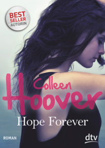Cover Colleen Hoover Hope Forever