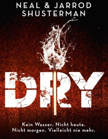 Cover Neil Shusterman Dry