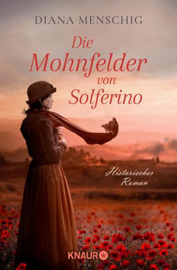 Cover Diana Menschig Mohnfelder von Solferino
