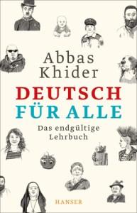 Cover Abbas Khider Deutsch für alle