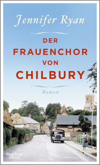 Cover Jennifer Ryan Der Frauenchor von Chilbury