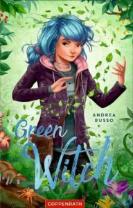 Cover Andrea Russo Green Witch