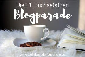 Logo Buchsaiten Blogparade