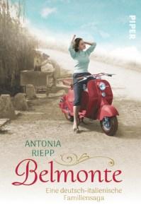 Cover Belmonte Antonia Riepp