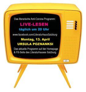 Logo Facebook Lesung Poznanski