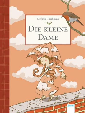 Cover Stefanie Taschinski Die kleine Dame (1)