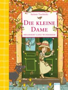 Cover Stefanie Taschinski Die kleine Dame melodiert ganz wunderbar (4)