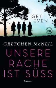 Cover Gretchen McNeil Get Even