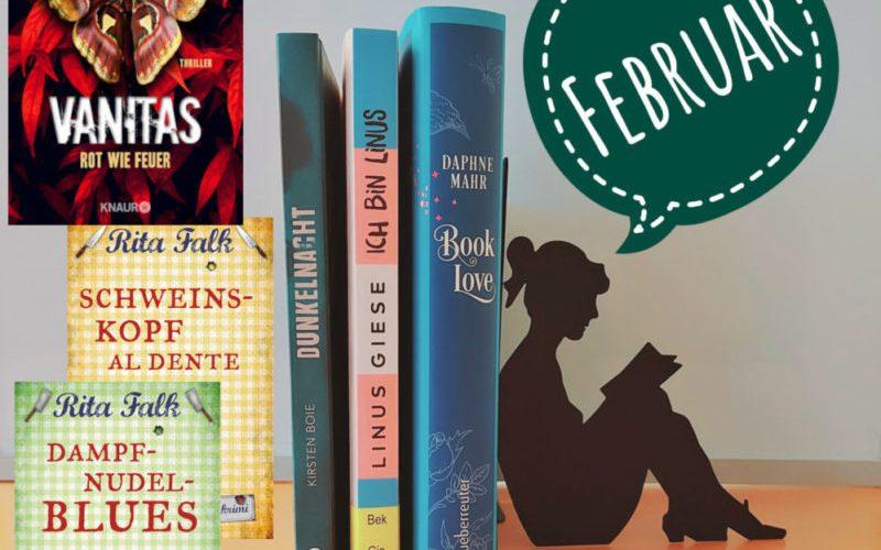 Februar Bücher