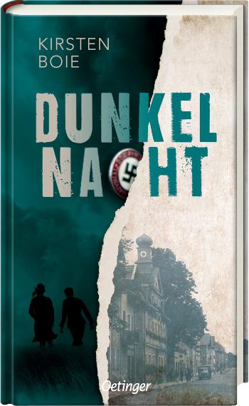"""Cover """"Dunkelnacht"""" - Kirsten Boie"""