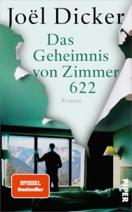 Cover Das Geheimnis von Zimmer 622 Joël Dicker