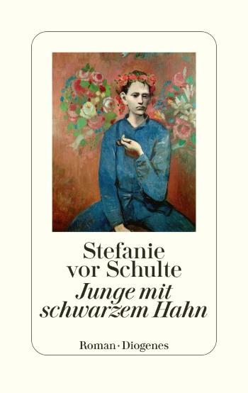 Cover Stefanie vor Schulte: Junge mit schwarzem Hahn