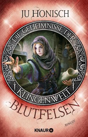 Cover Blutfelsen Ju Honisch