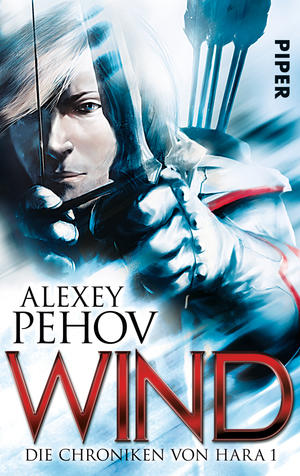 Cover Alexey Pehov Wind