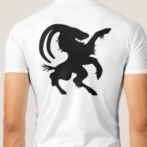Hälsingebocken tshirt