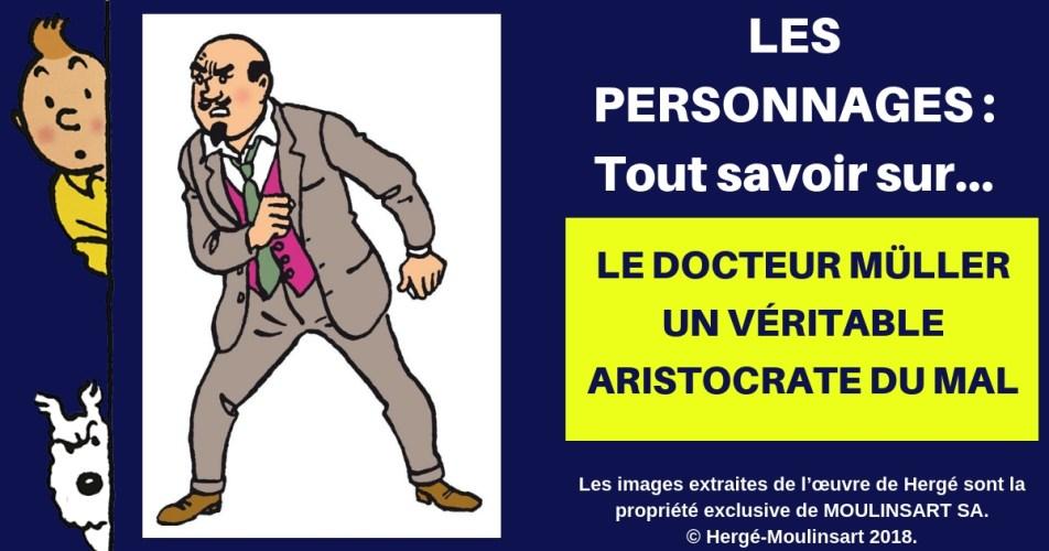 LE DOCTEUR MÜLLER