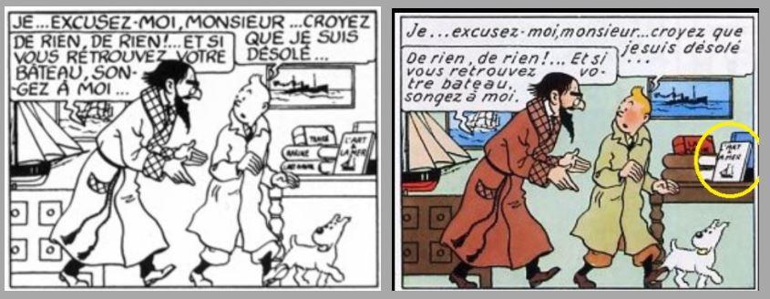 ALEXANDRE BERQUEMAN LE CONSEILLER NAVAL DE HERGÉ